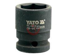 "YATO 1012 Levegős dugókulcs 1/2"" 22mm"