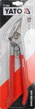 YATO 1900 Lemezvágó olló 260mm (balos)