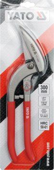 YATO 1902 Lemezvágó olló 300mm (Balos)
