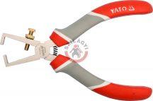 YATO 2031 Blankoló fogó 160mm