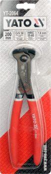 YATO 2064 Homlokcsípő fogó 200 mm