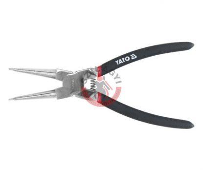 YATO 2146 Seeger gyűrű fogó belső egyenes 200mm