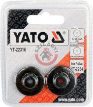 YATO 22316 Tartalék görgő YAT-2234-hez