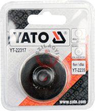 YATO 22317 Tartalék vágókorong(YAT-2235)