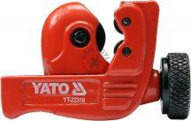 YATO 22318 Csővágó 3-22mm
