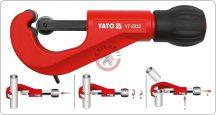 YATO 2233 Csővágó fémhez 6-45 mm