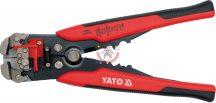 YATO 2270 Blankoló fogó áttételes 205mm