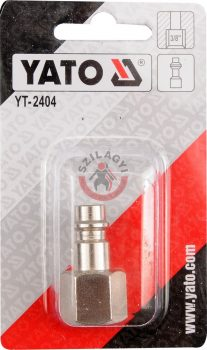 """YATO 2404 Gyors csatlakozó ellendarab 3/8"""""""