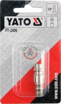 """YATO 2406 Gyorscsatlakozó 3/8"""""""