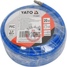 YATO 24221 Levegő tömlő 8 mm, 20 m (Max:2.0 MPa)
