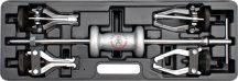 YATO  2540 Csapágylehúzó készlet 4r