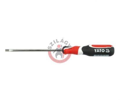 YATO 2606 Csavarhúzó lapos 4x100mm
