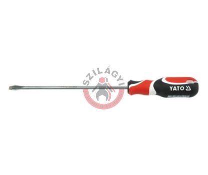 YATO 2615 Csavarhúzó lapos 6x200mm