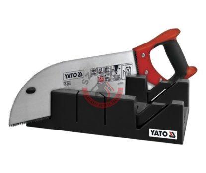 YATO 3150 Gérvágó láda fűrésszel 350mm
