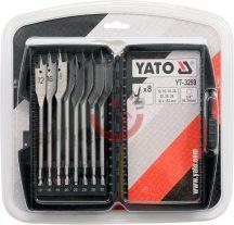 YATO 3259 Homlokmarós fafúró készlet 8db