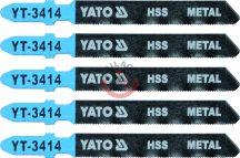 YATO 3414 Szúrófűrész lap fém 75/50
