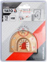 YATO 34682 Multiszerszám penge körkeresztmetsz. fűrészlap 70mm