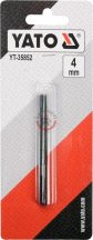 YATO 35852 Bőrlyukasztó 4mm