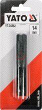 YATO 35862 Bőrlyukasztó 14mm
