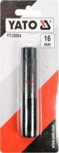 YATO 35864 Bőrlyukasztó 16mm