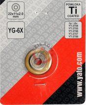 YATO 3714 Csempevágó tartalék kerék
