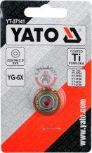 YATO 37141 Tartalék görgő 22X14X2mm