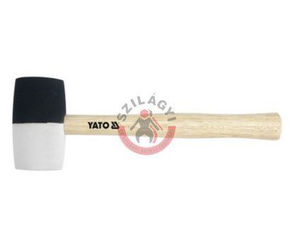 YATO 4604 Gumikalapács 780g