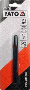 Pontozó 8x112mm