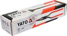 YATO 5415 Falcfogó 180° 280mm