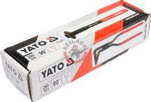YATO 5417 Falcfogó 90° 280mm