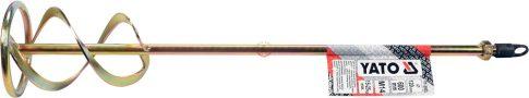 YATO 5503 Habarcskeverő szár 120x600mm M14