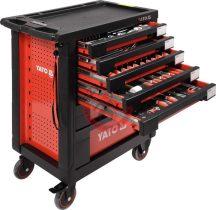YATO 55290 Szerszámos kocsi 211 részes