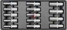 YATO 5539 Fiókbetét/ hosszított dugókulcsok