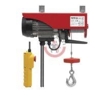 YATO 5902 Elektromos csörlő 150/300kg, 11m
