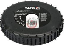 YATO 59176 Famaró 118x21x22,2mm