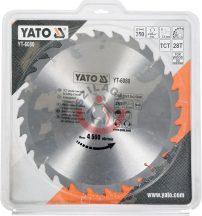YATO 6080 Körfűrészlap 350*30*45 átm:3,5 28fogas