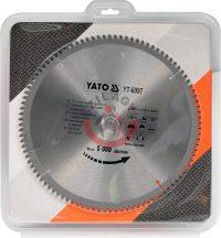 YATO 6097 Körfűrész tárcsa Alu-hoz 300 x 30 Z100