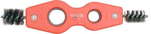 YATO 63705 Tisztító kefe 15,22 mm