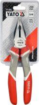 YATO 6602 Kombinált fogó 200mm