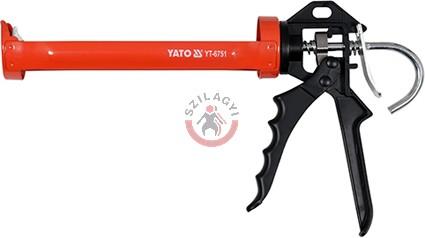 YATO 6751 Sziloplaszt kinyomó 225mm