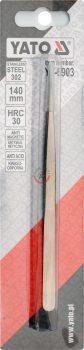YATO 6903 Finom mechanikai csipesz 140mm