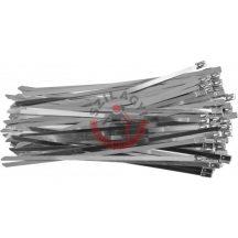 Kábelkötegelő fém 4.6X200mm