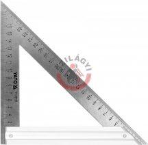 Fém derékszög vonalzó 270mm