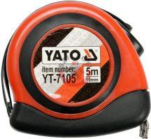YATO 7105 Mágneses mérőszalag 5m