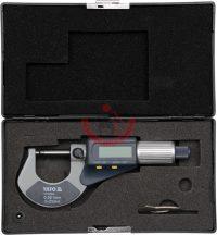YATO 72305 Mikrométer digitális kijelzővel 0-25mm