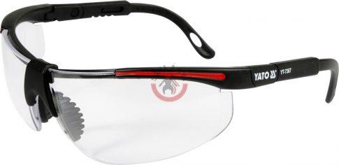YATO 7367 Védőszemüveg Víztiszta