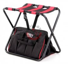 YATO 7446 Összecsukható szék, zsebtartóval