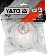YATO 7485 Pormaszk FFP1 3db