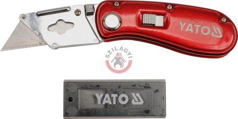YATO 7534 Tapéta vágó bicska + pótpenge