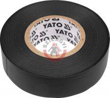 YATO 8165 Szigetelő szalag 20m Fekete